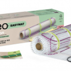 Нагревательный мат для теплого пола CALEO EASYMAT 140 Вт/м2, 1,8 м2
