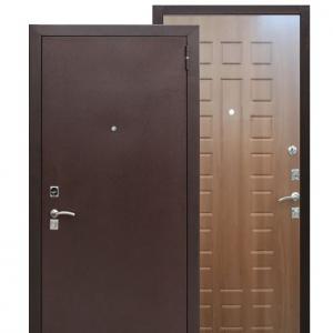 Входная дверь ЗЕТТА ОПТИМА – КОМПЛЕКТАЦИЯ Г1