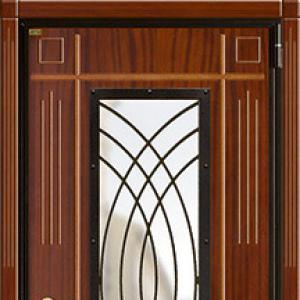 Входная дверь эксклюзивная СТАЛ 100