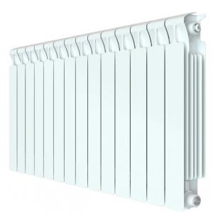 Радиатор Rifar Monolit 500 14 секций биметаллический с боковым подключением