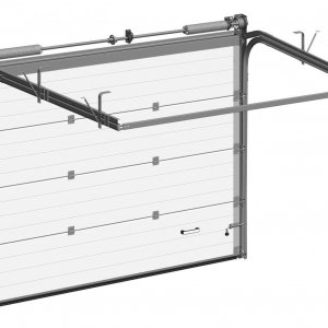 Секционные ворота Doorhan 3000x2515 мм
