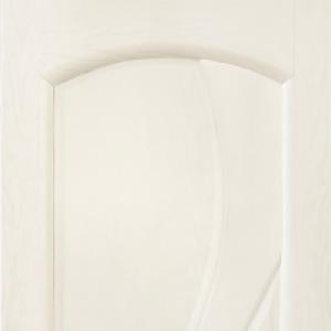 Межкомнатная дверь Дворецкий версаль глухая белый ясень