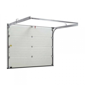 Гаражные секционные ворота Hormann LPU40 2750х2750 мм
