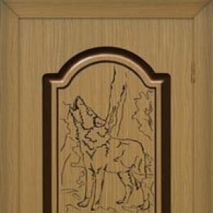 Межкомнатная дверь Венеция 2 (матовая)