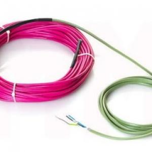 Отопительный кабель двужильный Rehau 20м (17Вт/м)