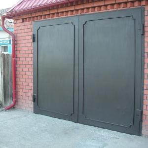 Изготовление гаражных ворот